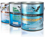 Sea Hawk Bottom Paints